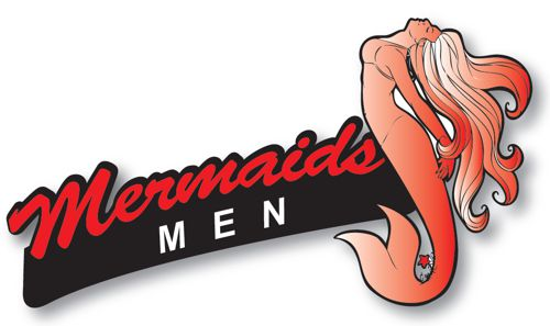 Mermaids Men Logo